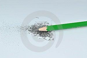 Pencil Shreds Stock Image - Image: 13919171