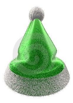 Christmas Hat Royalty Free Stock Image - Image: 13921986