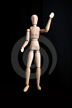 Manikin Royalty Free Stock Photos - Image: 13922248