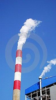 Heat Power Plant Stock Photo - Image: 13926460