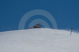 Ski Slope Stock Images - Image: 13926614