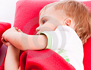 Little Sleeping Boy Royalty Free Stock Photos - Image: 13927488