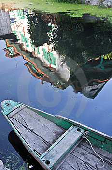 Dal Lake. Royalty Free Stock Photos - Image: 13928988