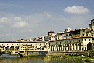 Old Bridge,florence,italy Stock Images - Image: 13931214