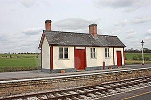 Platform Building Royalty Free Stock Image - Image: 13933206