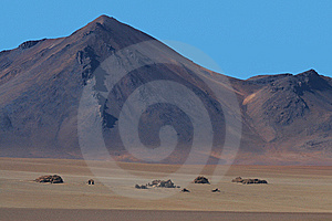 Southwestern Bolivian Andes Royalty Free Stock Photography - Image: 13934477
