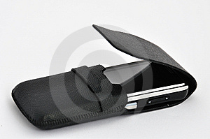 Mobile Phone And Bag Royalty Free Stock Images - Image: 13936719