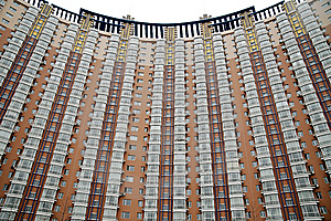 Residential Building Stock Photos - Image: 13937543