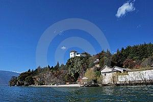 Erhai Lake Stock Photo - Image: 13937770