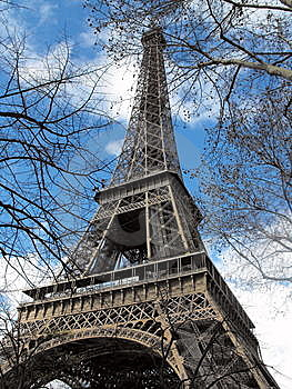 La Tour Eiffel (The Eiffel Tower) Stock Photos - Image: 13938513