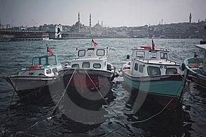 Fischerboot Stockfoto - Bild: 13939020