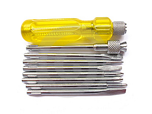 Screw Driver Set Stock Photography - Image: 13939442