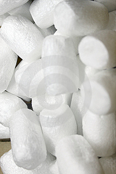 Packing Peanuts  Stock Photos - Image: 13944113