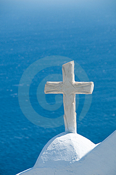 Greek Church Stock Image - Image: 13946351