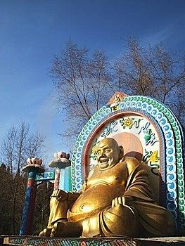 Maitreya Buddha Stock Photos - Image: 13952363