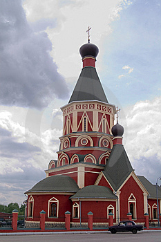 Russian Church Royalty Free Stock Photo - Image: 13953345