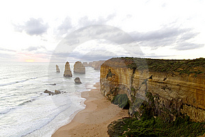 The 12 Apostles. Stock Photography - Image: 13954442