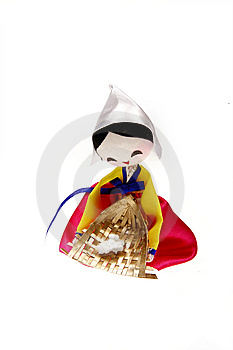 DPR Korea Dolls Royalty Free Stock Images - Image: 13955179