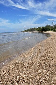 ิฺBeach Of Phuket Town Thailand Royalty Free Stock Photos - Image: 13956718