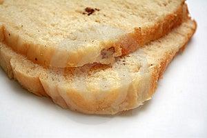Breads On White Stock Photos - Image: 13957913