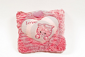 Pillow Royalty Free Stock Photo - Image: 13959095