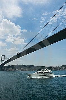 Bosphorus Bridge Royalty Free Stock Photo - Image: 13960465