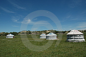 Yurt Royalty Free Stock Photography - Image: 13962657