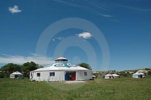 Yurt Stock Images - Image: 13962674