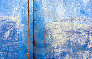 Old Iron Door Royalty Free Stock Image - Image: 13963856