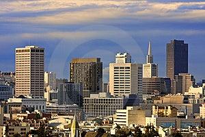 San Francisco Cityscape Stock Photography - Image: 13968162