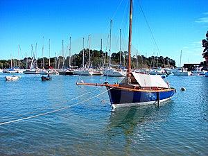 Yacht Harbor Royalty Free Stock Photos - Image: 13968768