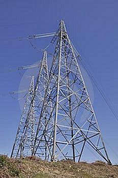 Electricity Stock Photo - Image: 13970890