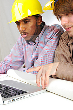 Young Engineers Stock Image - Image: 13978981