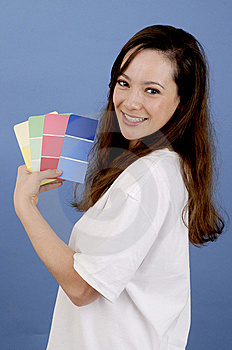 Paint Selection Royalty Free Stock Photos - Image: 13979148