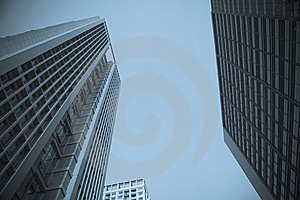 City Office Building Royalty Free Stock Image - Image: 13979456