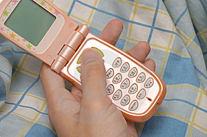 Mobile Phone Stock Images - Image: 13980444