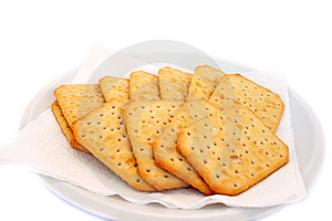 Crackers Stock Image - Image: 13980691