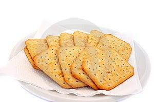 Crackers Stock Image - Image: 13980691