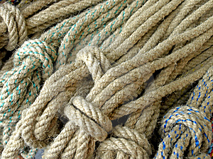 Rope Royalty Free Stock Image - Image: 13980896