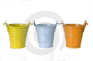 Empty Clay Pot Royalty Free Stock Images - Image: 13985709