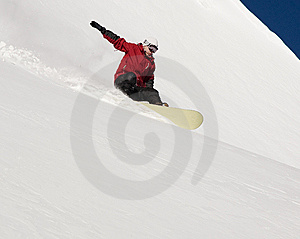 Snowboarder Royalty Free Stock Photography - Image: 13986847