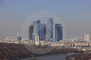 Industrial Landmark Royalty Free Stock Photos - Image: 13993308