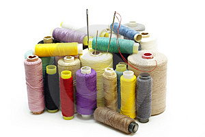 Sewing Royalty Free Stock Images - Image: 13995769