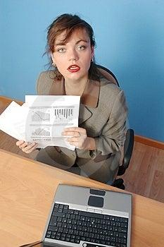Woman Looking Stock Photos