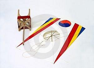 Traditional Kite Stock Photos