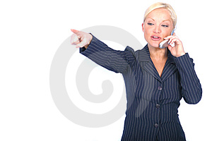 Business Woman Free Stock Photography