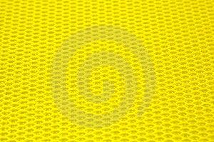 Yellow Textured Surface Stock Photo