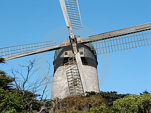 Windmill 2 Royalty Free Stock Photography