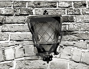 Old European Lantern Stock Photos