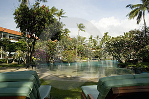 Around Bali Indonesia Stock Image